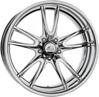 BILLET SPECIALTIES WHEELS  SLC SERIES FURY POLISHED RIM