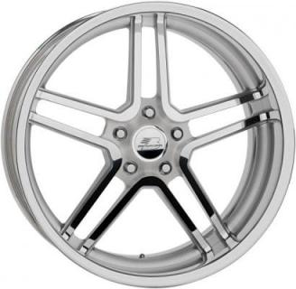 BILLET SPECIALTIES WHEELS  SLC SERIES GTO POLISHED SATIN RIM