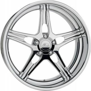 BILLET SPECIALTIES WHEELS  SLC SERIES IMPACT POLISHED RIM