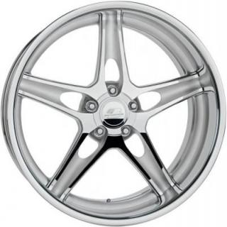 BILLET SPECIALTIES WHEELS  SLC SERIES IMPACT POLISHED SATIN RIM