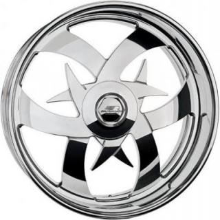 GS SERIES GS51 POLISHED RIM by BILLET SPECIALTIES WHEELS