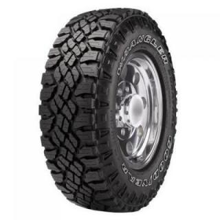 WRANGLER DURATRAC by GOODYEAR TIRES