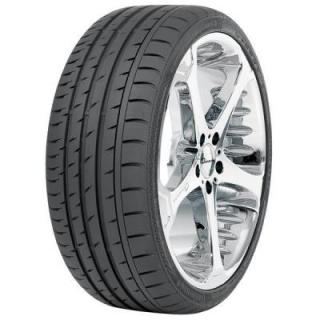 CONTINENTAL TIRE  CONTI SPORT CONTACT 3 SSR RUNFLAT