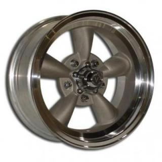 VINTAGE WHEEL WORKS  V45 1 PIECE BLASTED CENTER and MACHINED LIP