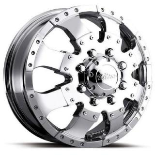 ULTRA WHEELS  GOLIATH DUALLY 023 CHROME FRONT RIM