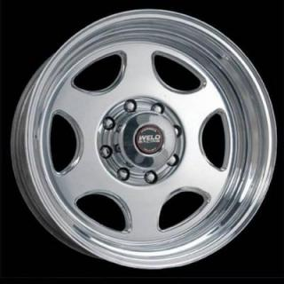 WELD RACING WHEELS  DUALLY D52 POLISHED RIM