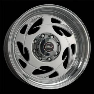 WELD RACING WHEELS  DUALLY D53 POLISHED RIM