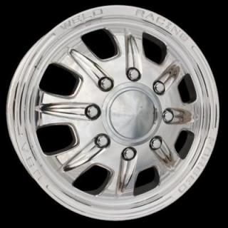 WELD RACING WHEELS  DUALLY D59 POLISHED RIM