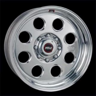 WELD RACING WHEELS  TRUCK T50 POLISHED RIM