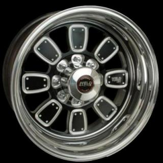 WELD RACING WHEELS  TRUCK T51 BLACK ANODIZED RIM