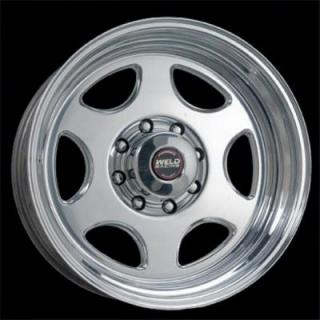 WELD RACING WHEELS  TRUCK T52 POLISHED RIM