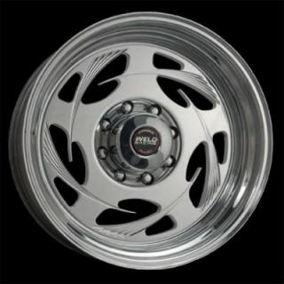 WELD RACING WHEELS  TRUCK T53 POLISHED RIM