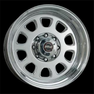 WELD RACING WHEELS  TRUCK T55 POLISHED RIM
