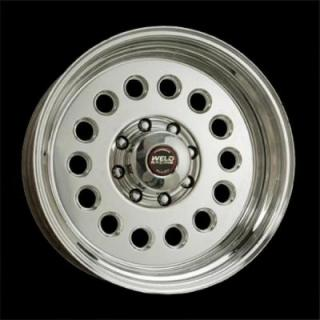 WELD RACING WHEELS  TRUCK T57 POLISHED RIM