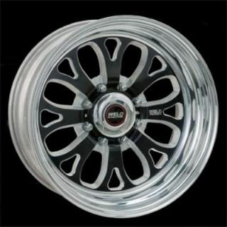 WELD RACING WHEELS  TRUCK T58 BLACK ANODIZED RIM