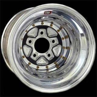 WELD RACING WHEELS  ALUMASTAR PRO LINER APP RIM with BLACK CENTER