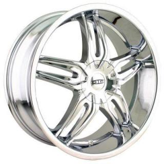 DIP WHEELS  BIONIC CHROME WHEEL