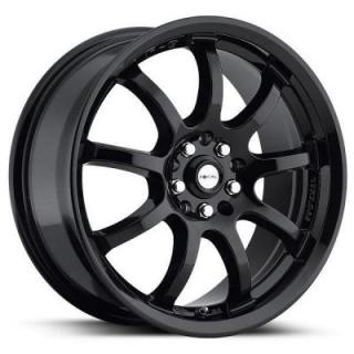 FOCAL WHEELS  F09 169 GLOSS BLACK RIM