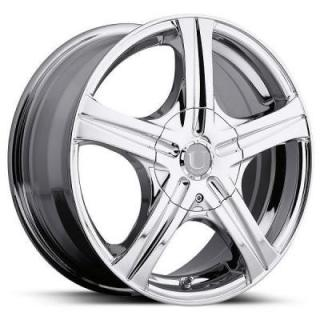 SLALOM 403 CHROME RIM from ULTRA WHEELS