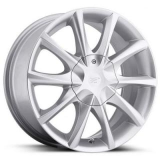 E-TWINE 081 SILVER RIM from PLATINUM WHEELS