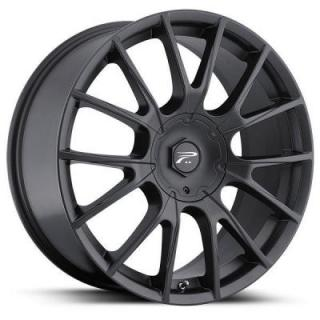 PLATINUM WHEELS  MARATHON 401 SATIN BLACK RIM