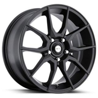 FOCAL WHEELS  NOTCH 424 SATIN BLACK RIM