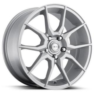FOCAL WHEELS  NOTCH 424 SILVER RIM