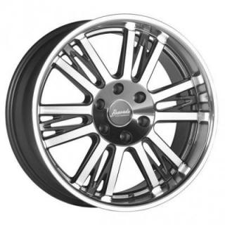 AXE GRAPHITE RIM with MACHINED FACE from BRAVADO WHEELS