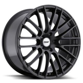 TSW WHEELS  MAX MATTE BLACK RIM