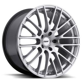 MAX HYPER SILVER RIM by TSW WHEELS