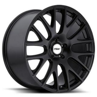 TSW WHEELS  MUGELLO MATTE BLACK RIM