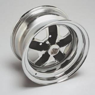WHEEL VINTIQUES  58 SERIES OLDSMOBILE SS II STYLE CHROME - Cap Not Included