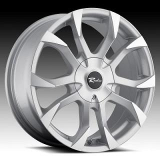 198S VECTOR SILVER RIM from RACELINE WHEELS