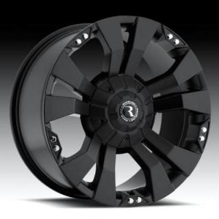 RACELINE WHEELS   901 RAMPAGE BLACK RIM
