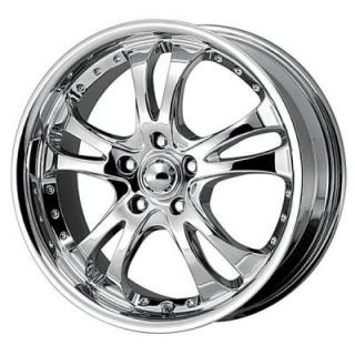 SPECIAL BUY WHEELS  AMERICAN RACING - AR683 CASINO CHROME RIM PPT