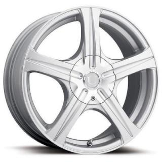 SLALOM 403 SILVER RIM from PLATINUM WHEELS