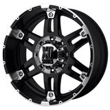 SPECIAL BUY WHEELS  XD SERIES WHEELS XD797 SPY GLOSS BLACK MACHINED RIM PPT