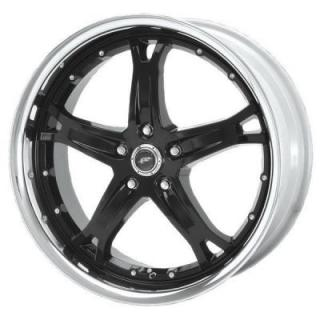 SPECIAL BUY WHEELS  DALE EARNHARDT JR DJ374M KILLER GLOSS BLACK/MACHINED PPT