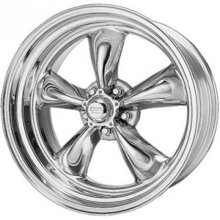 SPECIAL BUY WHEELS  AMERICAN RACING AR605 TORQ THRUST M CHROME RIM PPT