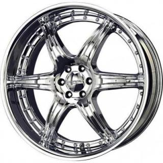 SPECIAL BUY WHEELS  LIQUID METAL - WINGMAN CHROME RIM
