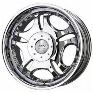 SPECIAL BUY WHEELS  LIQUID METAL AMMO CHROME RIM
