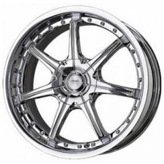 SPECIAL BUY WHEELS  LIQUID METAL - SHIFTER CHROME RIM