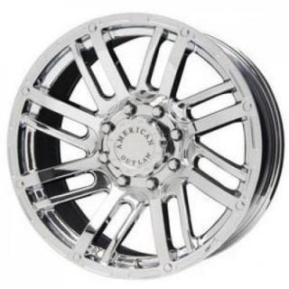 SPECIAL BUY WHEELS  LIQUID METAL - SPUR CHROME RIM