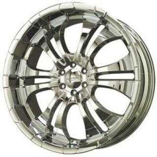 SPECIAL BUY WHEELS  LIQUID METAL - TURBINE CHROME RIM