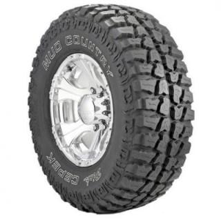 DICK CEPEK TIRE  MUD COUNTRY TIRE