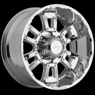 SPECIAL BUY WHEELS  DIAMO DI 17 KARAT CHROME RIM PPT