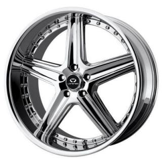 SPECIAL BUY WHEELS  LORENZO WL019 CHROME