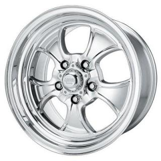 SPECIAL BUY WHEELS  AMERICAN RACING VN550 HOPSTER POLISHED RIM PPT