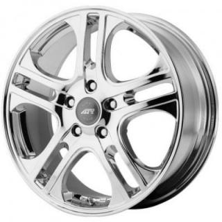 AMERICAN RACING WHEELS  AR887 AXL CHROME RIM