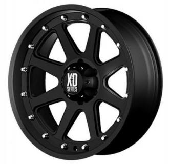 SPECIAL BUY WHEELS  XD798 BLACK RIM